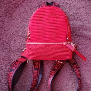 Michael Kors Convertible Backpack RARE